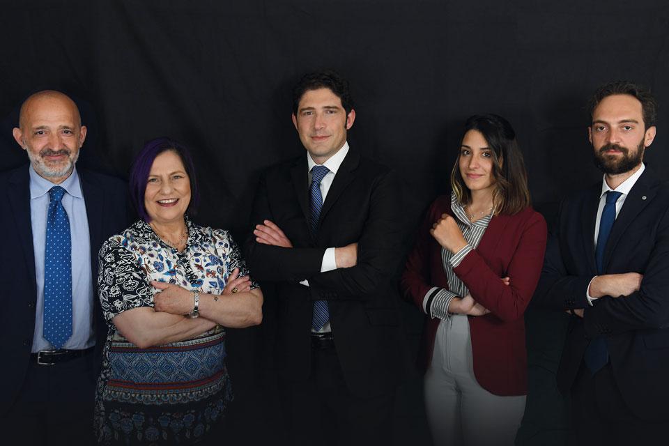 Gli avvocati dello Studio Leotta